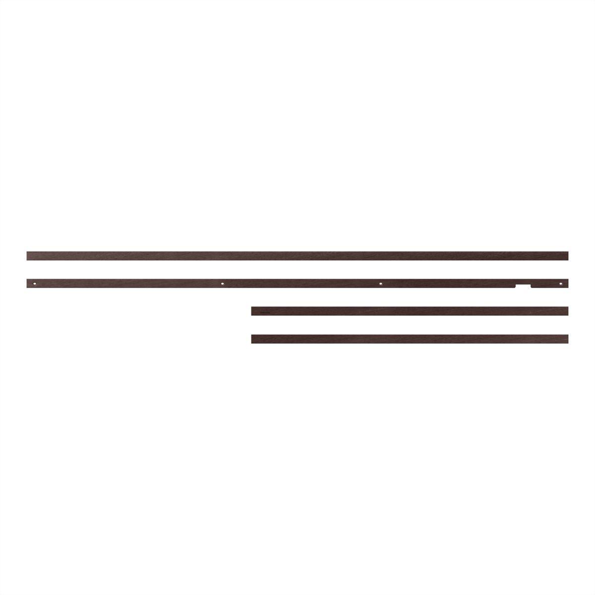 """Samsung Frame Wechselrahmen 5.0 75"""" Brown"""