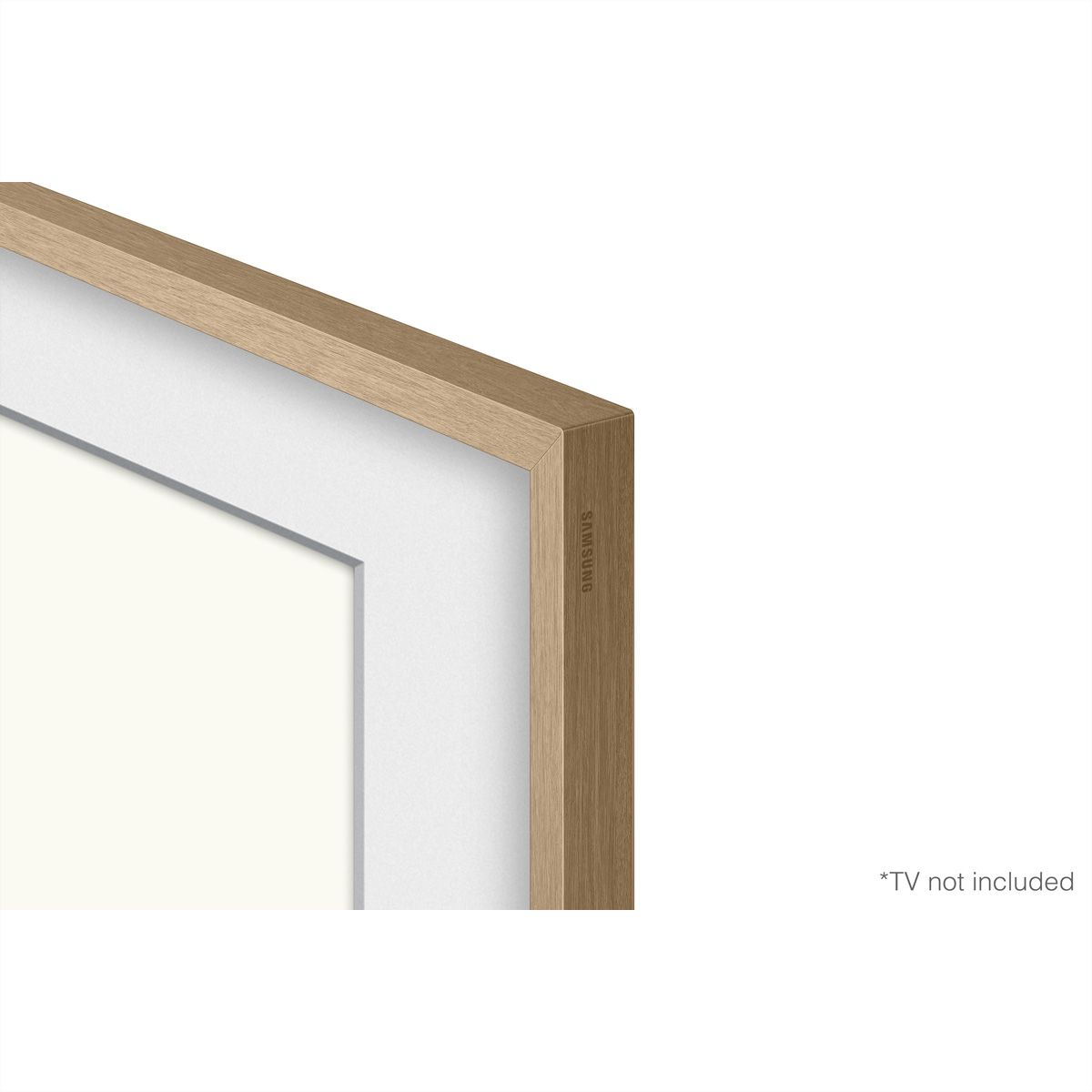 """Samsung Frame Wechselrahmen 5.0 50"""" Teak"""