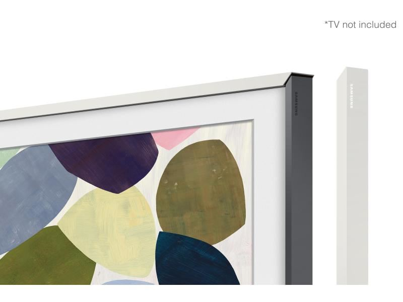 """Samsung Frame Wechselrahmen 55"""" White"""